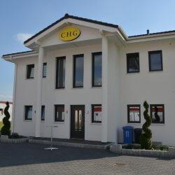 Carroux GmbH, die Einweihungsfeier